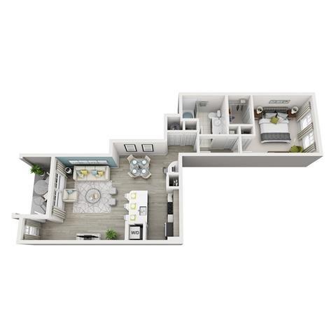 Aura Floor Plan 4