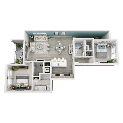 Elate Floor Plan 7