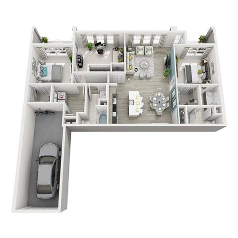 Rhapsody Floor Plan 11