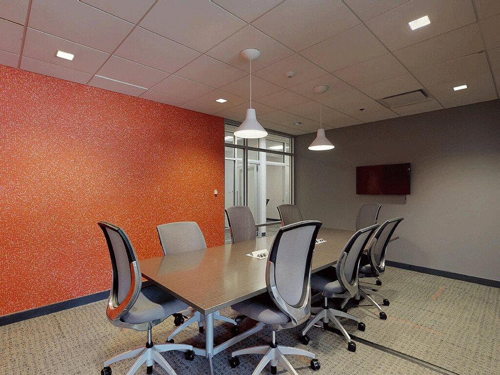 Business Center at Trillium Apartments - Apartments in Fairfax, VA
