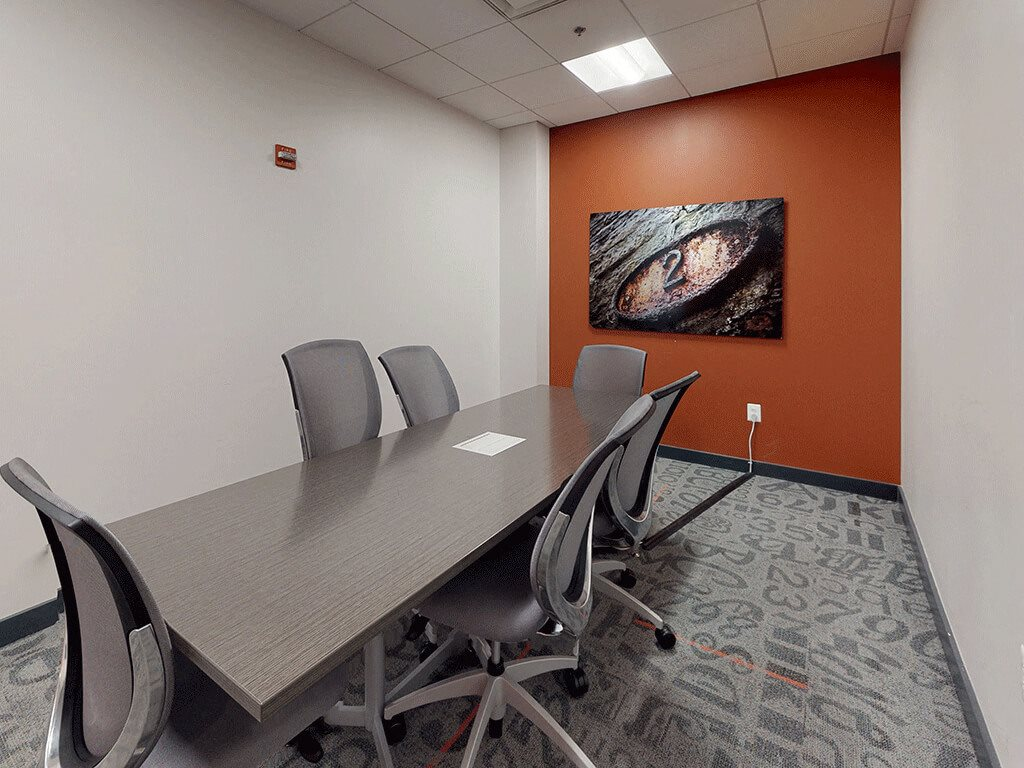 Conference Room in Our Business Center at Trillium Apartments in Fairfax, VA