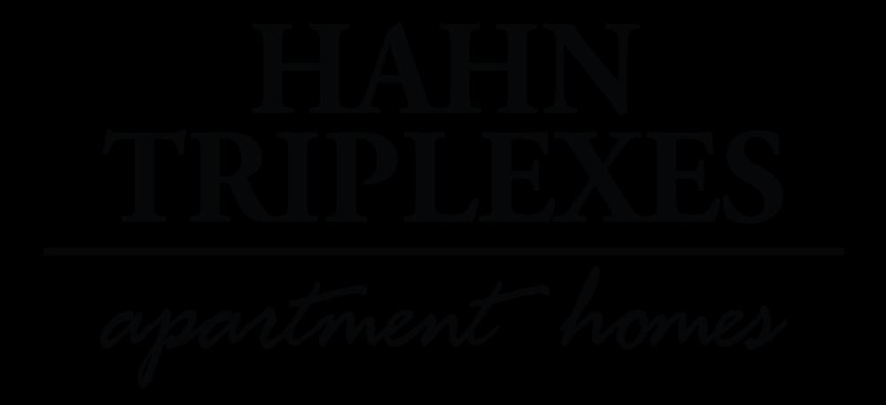 Hahn Triplexes logo