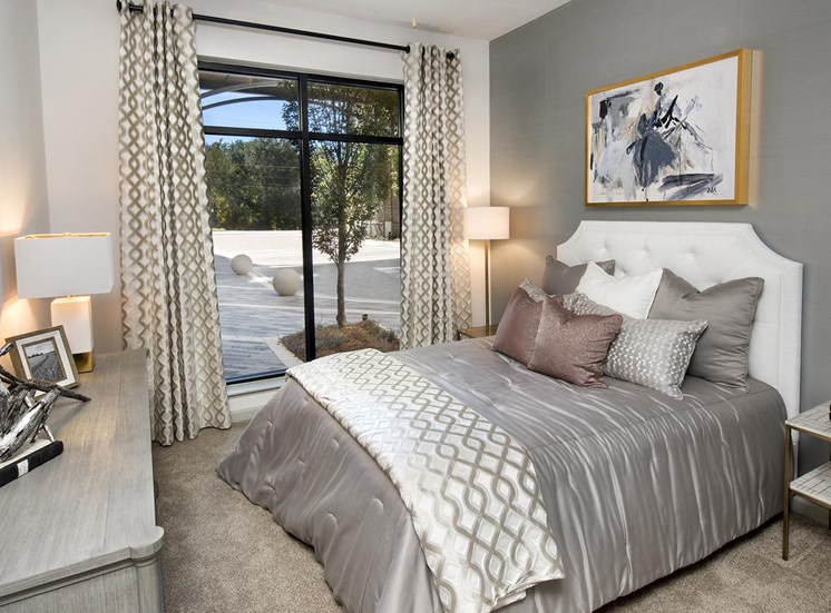 King-Sized Bedrooms at Westside Heights, Atlanta