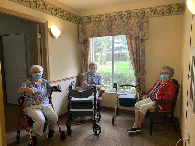 Relaxing Senior Life at Savannah Court of Bartow, Bartow, FL, 33830