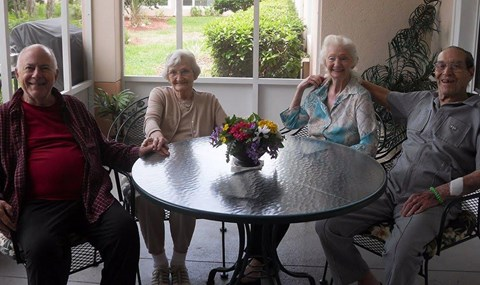 Happy Senior Life at Savannah Court of Brandon, Brandon