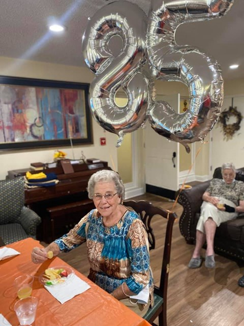 Happy Senior Life at Savannah Court of Camilla, Camilla