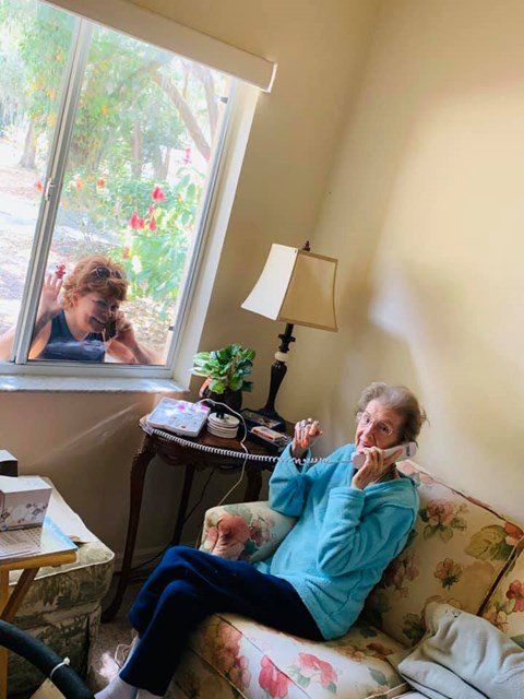 Relishing Senior Life at Savannah Court of St Cloud, St Cloud, 34769