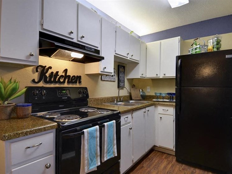 Fully Equipped kitchen at Casa Del Sol, Texas, 77099