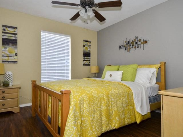 Spacious Bedrooms at Casa Del Sol, Houston, TX