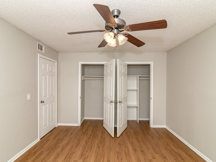 Expansive Closet Space at City-Base Vista, San Antonio, 78223