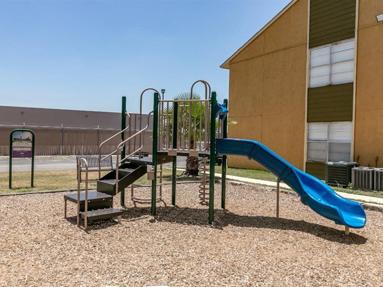 Community Park at City-Base Vista, San Antonio, TX, 78223