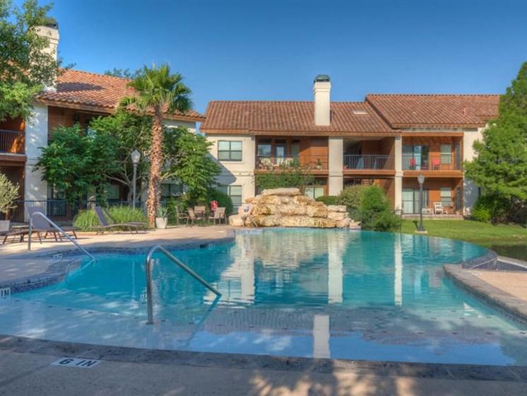 Invigorating Pools at The Landmark, New Braunfels, TX