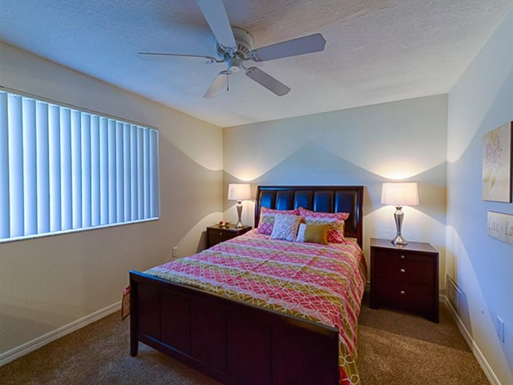 furnished bedroom apartment_Cypress Oaks Apartments Leesburg, FL