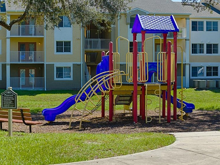 outdoor playground_Cypress Oaks Apartments Leesburg, FL