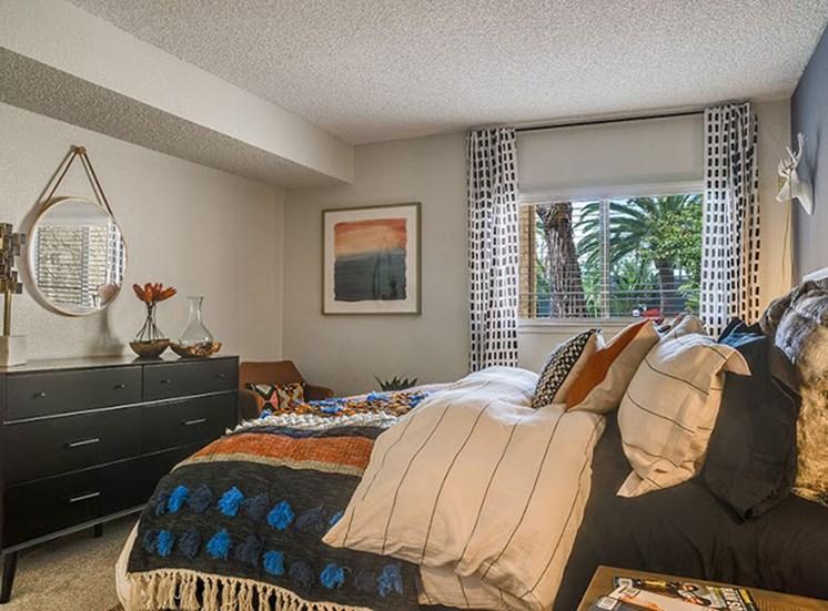 Private Master Bedroom at Solterra at Civic Center, Norwalk
