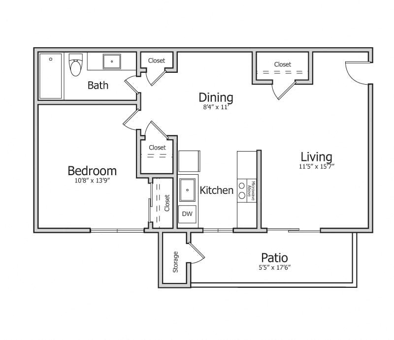 Luxury One, Two, & Three Bedroom Apartments In Tempe, AZ