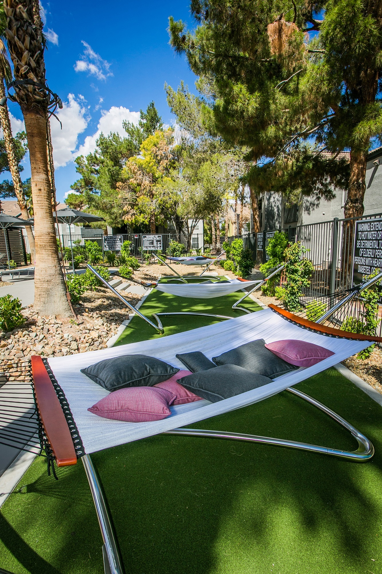 Villa Serena Apartments Hammock Pillows Henderson, Nevada