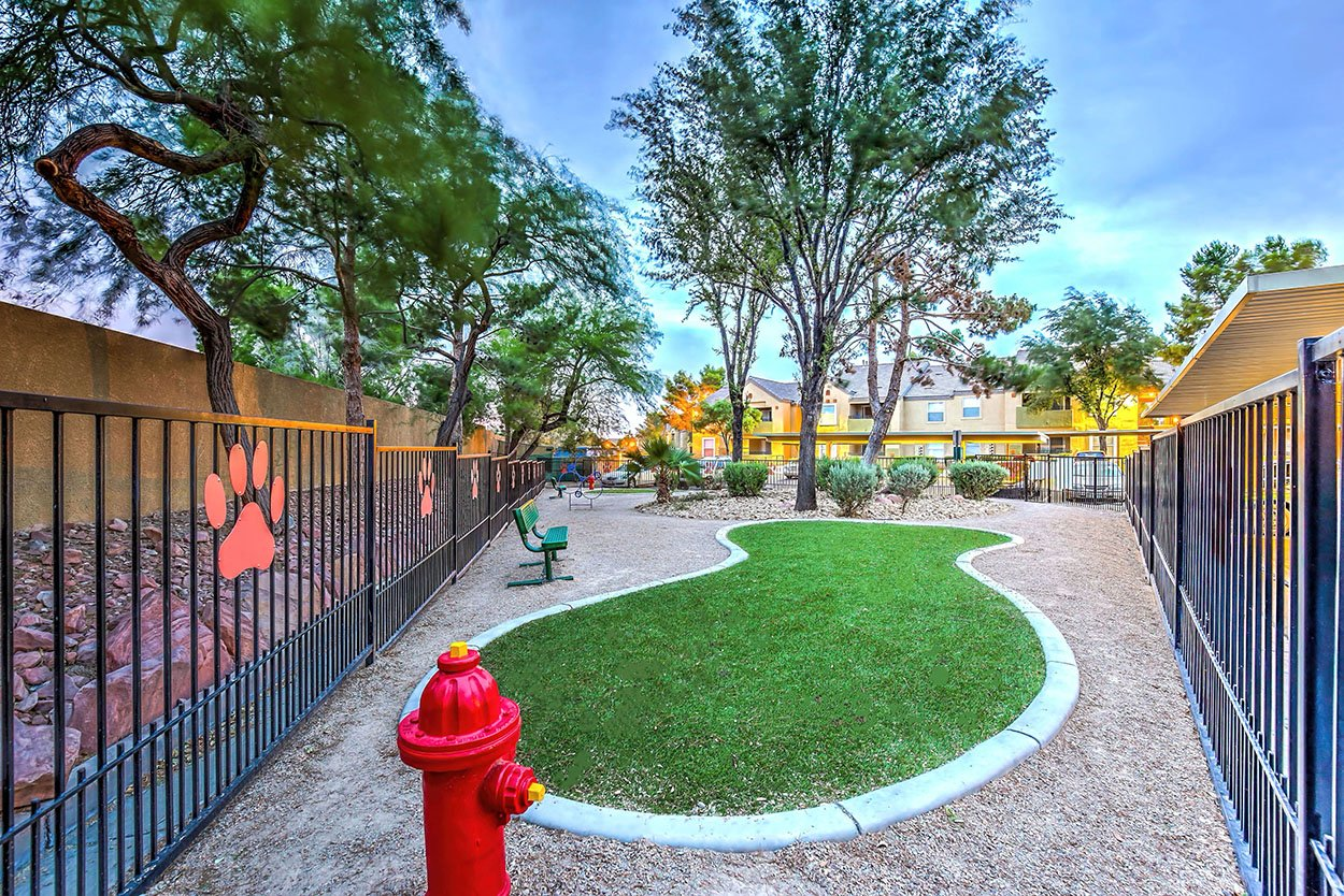 Villa Serena Apartments Pet Park Henderson, Nevada