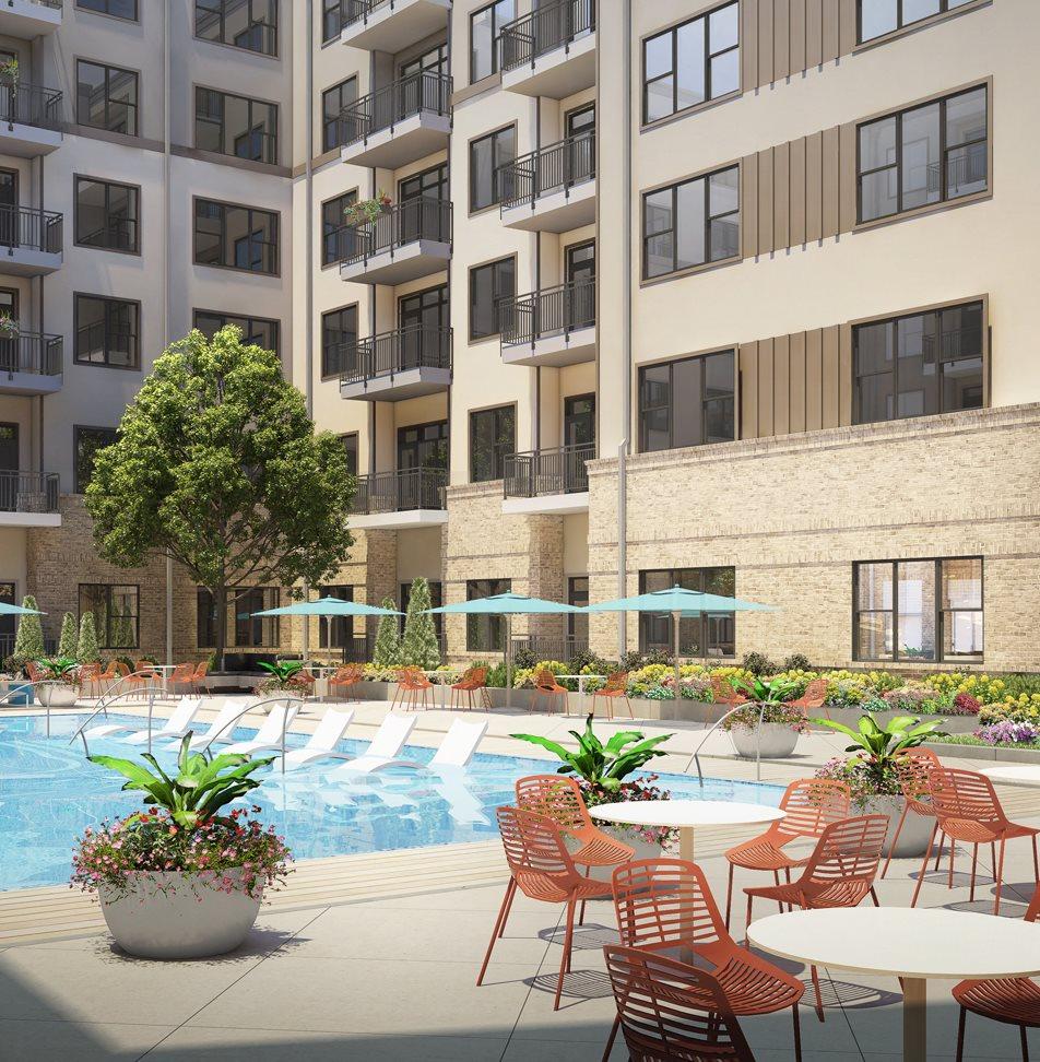 Link Apartments® Innovation Quarter
