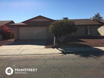 6637 W Christy Dr 3 Beds House for Rent Photo Gallery 1