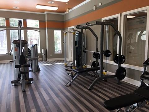 Villa Toscana Apartments|Fitness Center