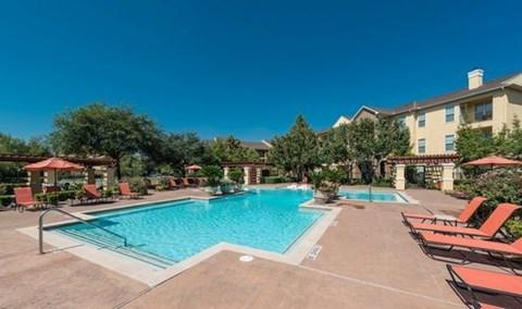 Villa Toscana Apartments|Swimming Pool