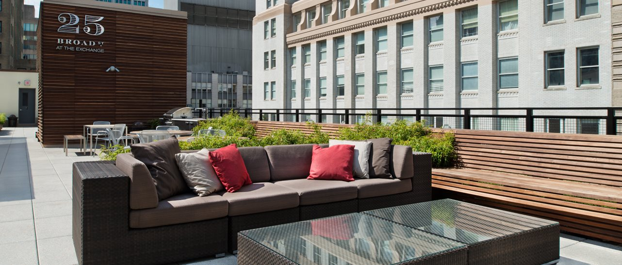 25 broad at the exchange luxury no fee apartments in for No fee apartments nyc
