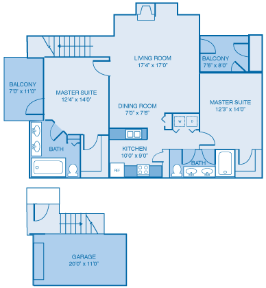 The Dunrobin Floor Plan 3
