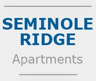 Seminole Ridge Apartments Property Logo 10