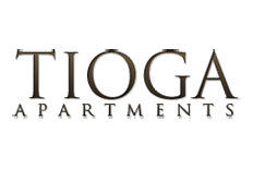 Logo for Tioga Apartments