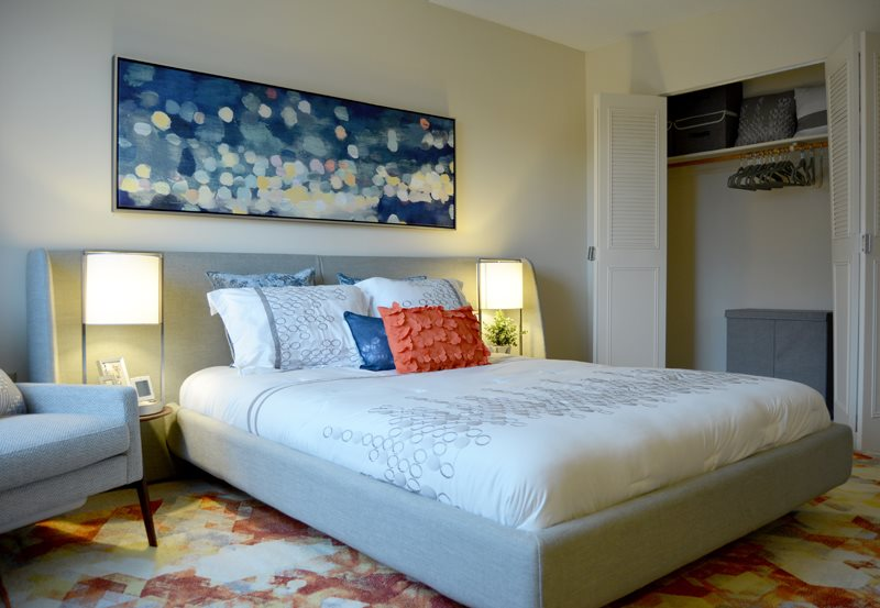 Bedroom Apartment at Shrewsbury Commons