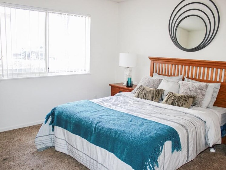 bright bedrooms in every Rochester MN apartment