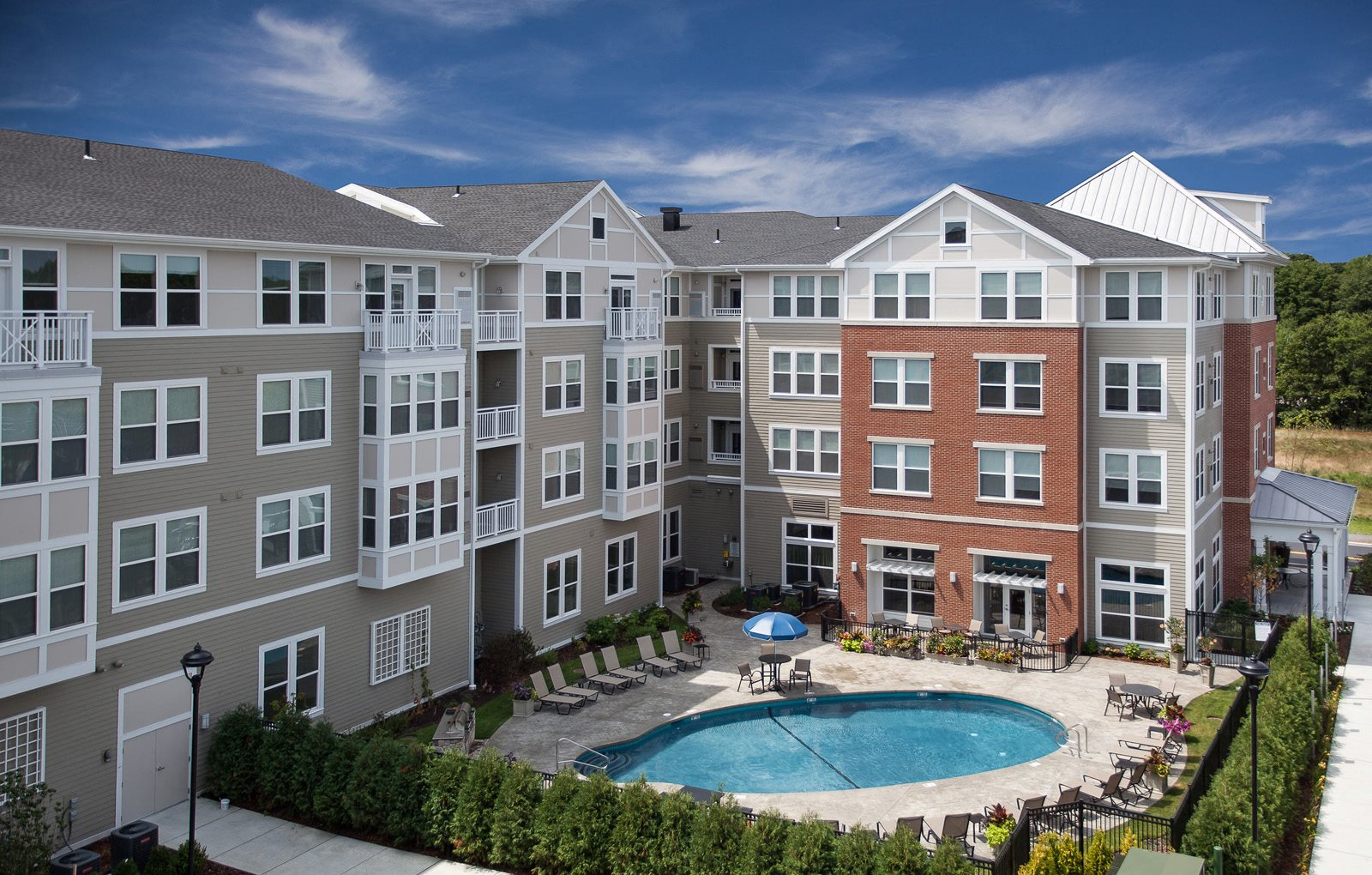 The Commons at SouthField Apartments Weymouth