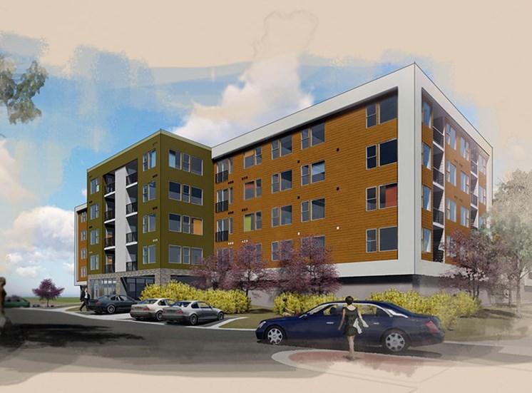Modern Apartment Homes at Fusion 355, Colorado, 80021