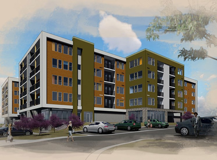 Studios, One, Two And Three-Bedroom Apartments Available at Fusion 355, Broomfield, CO