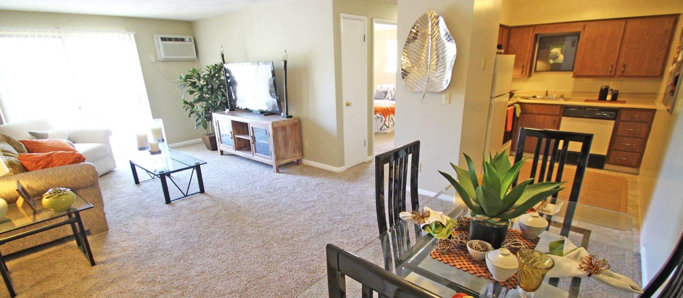 Welcome To Aspen Village Apartments In Cincinnati, Ohio