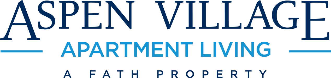 Aspen Village Apartments in Cincinnati, Ohio Logo