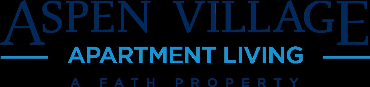 Aspen Village Apartments in Cincinnati, Ohio Logo