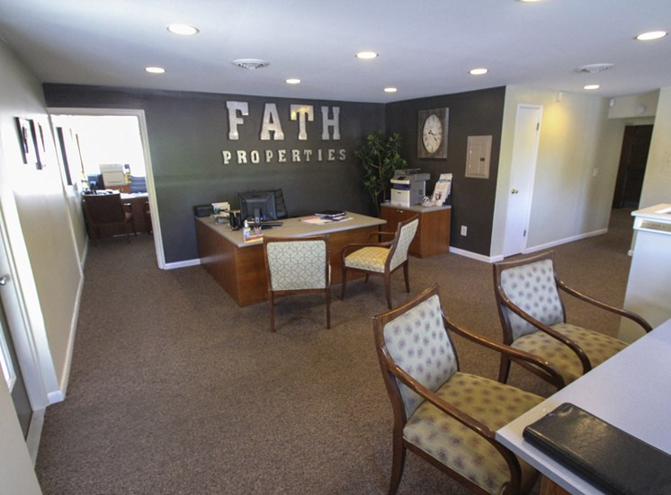 This is a photo of the Leasing Office at Aspen Village Apartments in Cincinnati, OH.