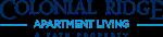 This is the logo of Colonial Ridge Apartments in Cincinnati, Ohio