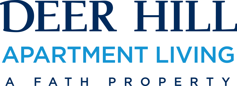 This is the logo of Deer Hill Apartments in Cincinnati, Ohio