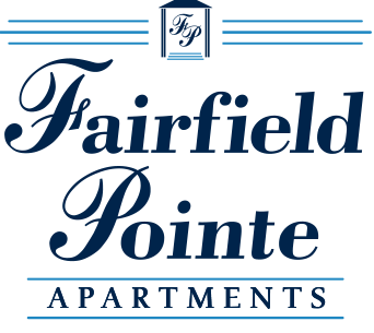 This is the logo of Fairfield Pointe Apartments in Fairfield, Ohio