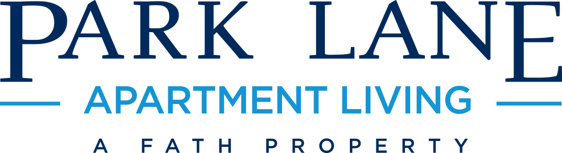 This is the logo of Park Lane Apartments in Cincinnati, Ohio