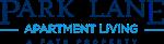 This is the logo of Park Lane Apartments in Cincinnati, Ohio