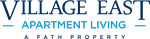 Village East Apartments in Franklin, Ohio Logo