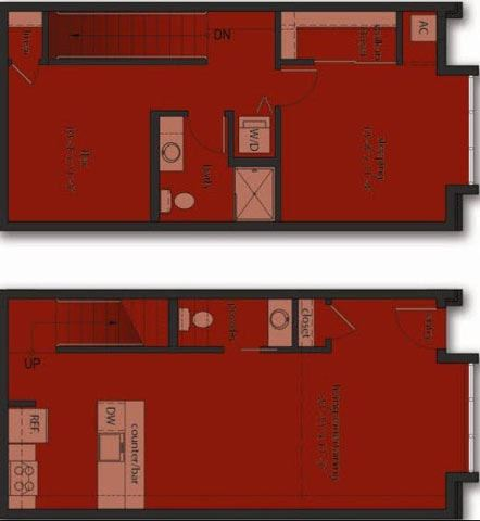 Townhome TH1
