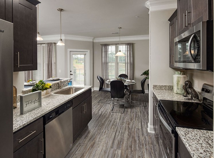 Chef-Inspired Kitchens at The Villages at Westford, Apex, NC, 27523
