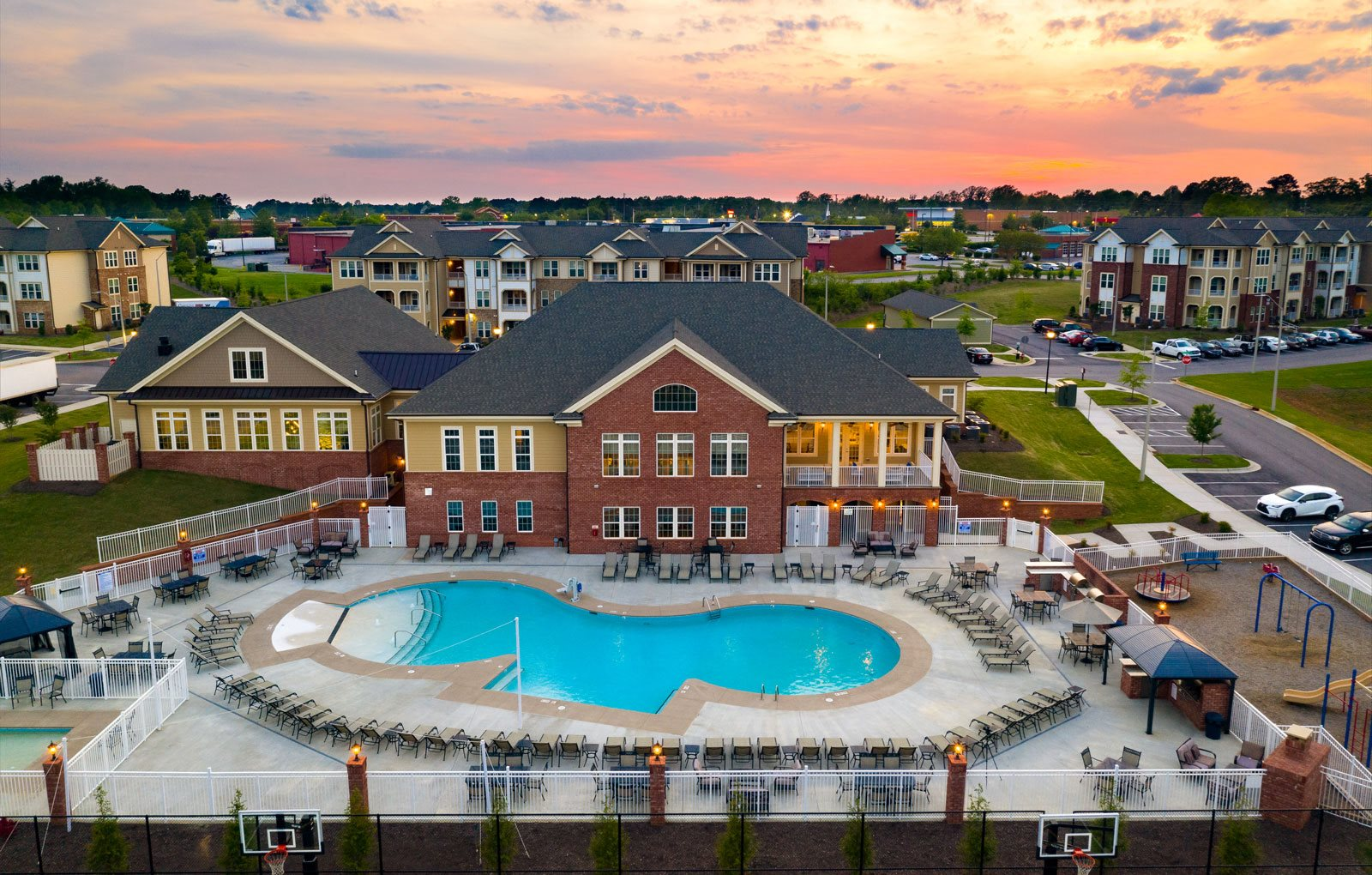Luxurious Lifestyle at The Villages at Westford, Apex, North Carolina