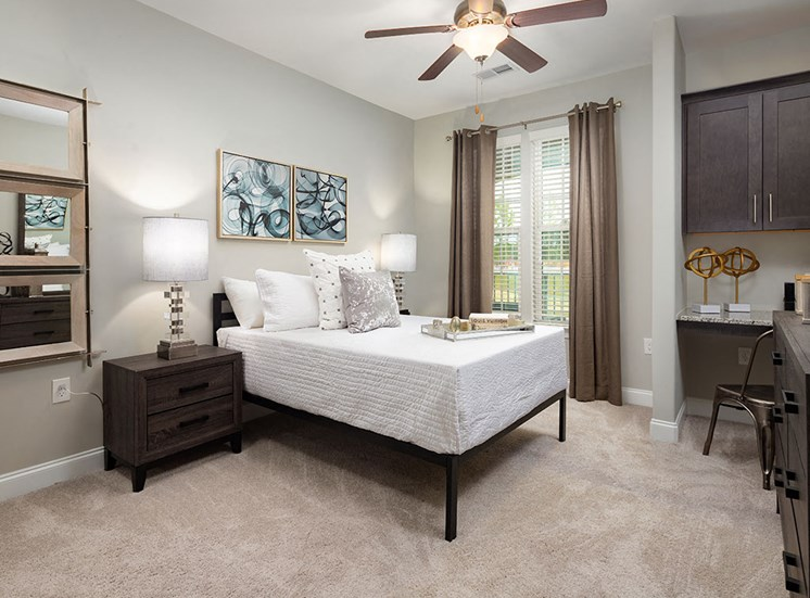 One bedroom apartment at Villages at Westford in Apex NC