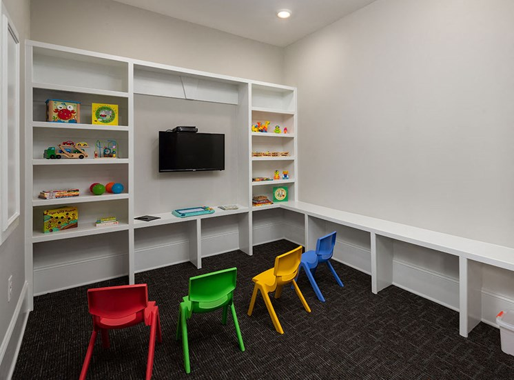 Play Room For Kids at The Villages at Westford, Apex, NC